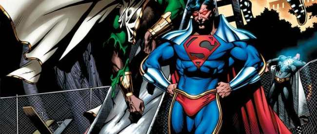 Shazam #13 Cover