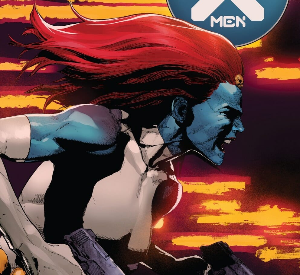 Marvel Comics X-Men #6 Review