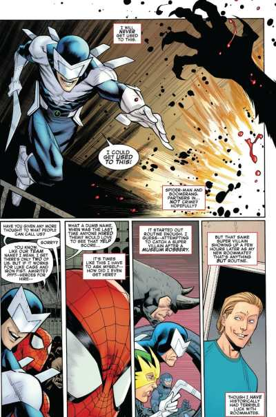 Amazing Spider-Man #41 Moment