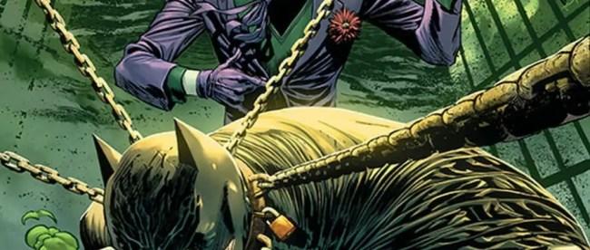 Batman #97 Cover
