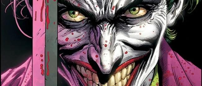 Batman: Three Jokers #1 Cover