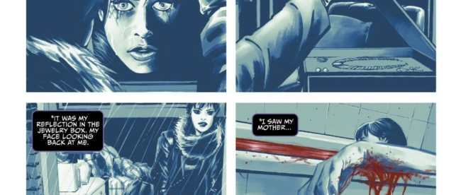 Catwoman #21 Selina Kyle History