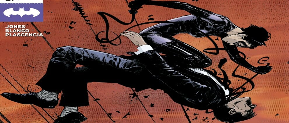 Catwoman #21 Review