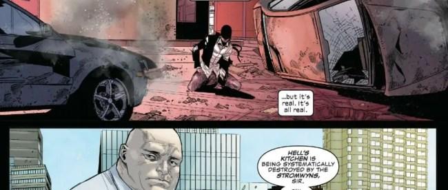 Daredevil #19 Wilson Fisk