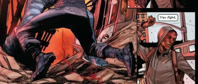 Daredevil #19 City Fights Back