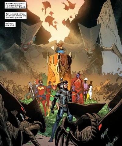 X-Men #9 Moment