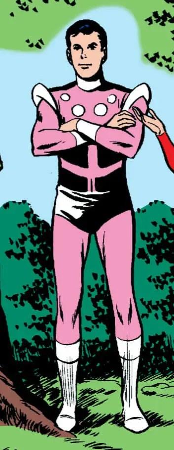 Cosmic Boy Legion of Super-Heroes