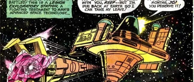 5 Superboy 188-Exploratory Station (1972)