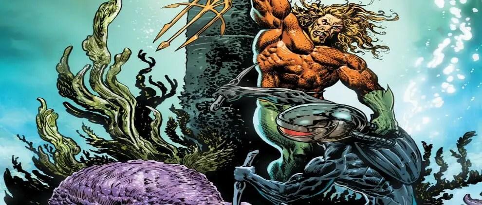 Aquaman: Deep Dives #1 Review