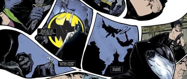 Catwoman 17 Selina Kyle Bruce Wayne