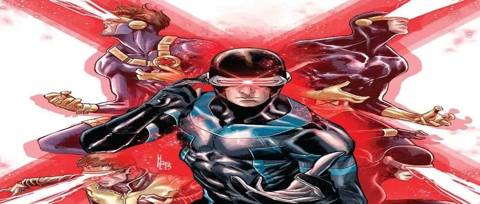 Comic Book Starter Guide: Cyclops The Ultimate X-Men Leader