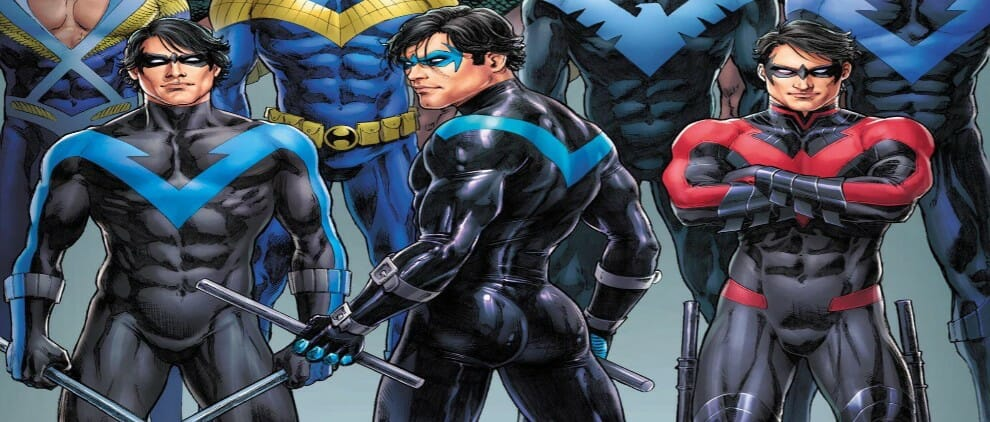 Comic Book Starter Guide: Dick Grayson Evolution From Robin To Nightwing