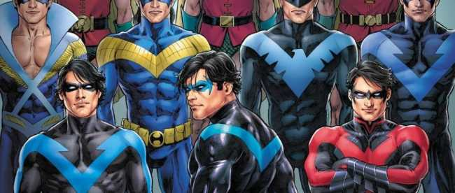 Comic Book Starter Guide: Dick Grayson Evolution From Robin To Batman