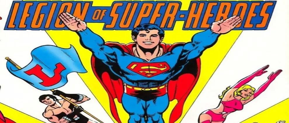Legion of Super-Heroes Flight Ring Schematics and Abilities
