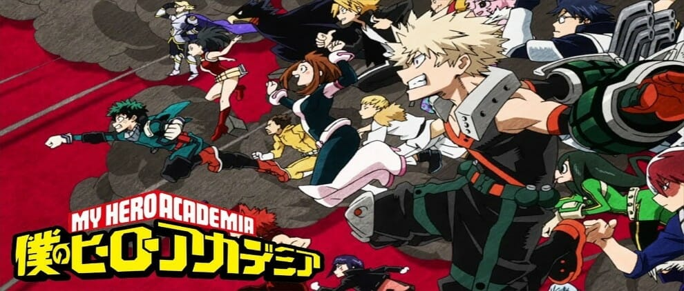 What Marvel And DC Comics Can Learn From My Hero Academia