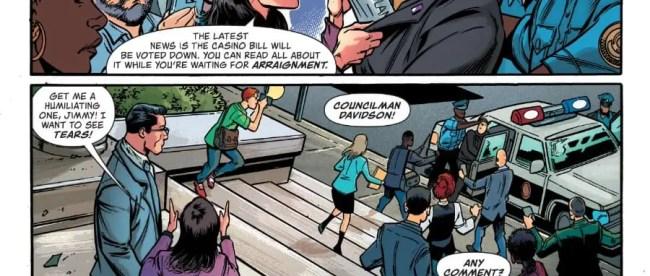 Superman: Man Of Tomorrow #2