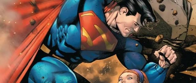 Superman: Man Of Tomorrow #2 Cover