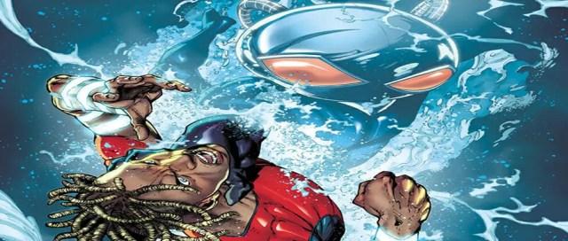 Aquaman #62 Cover
