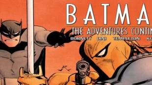 Batman: The Adventures Continue #3 Review
