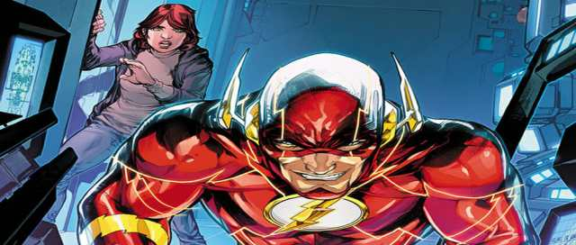 Flash #759 Cover