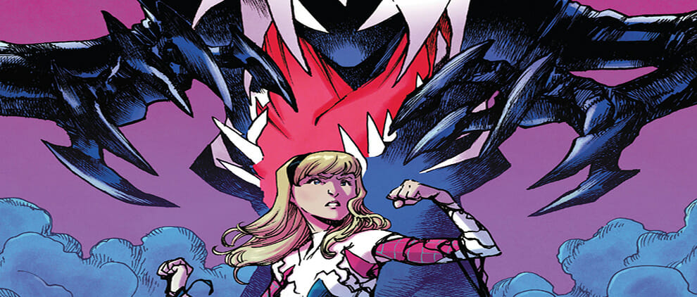 Ghost-Spider #9 Review