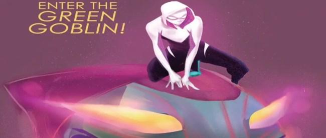 Spider-Gwen #4 Cover