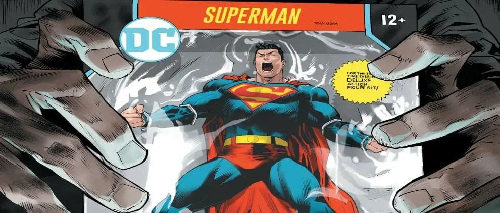 Superman: Man Of Tomorrow #3 Review