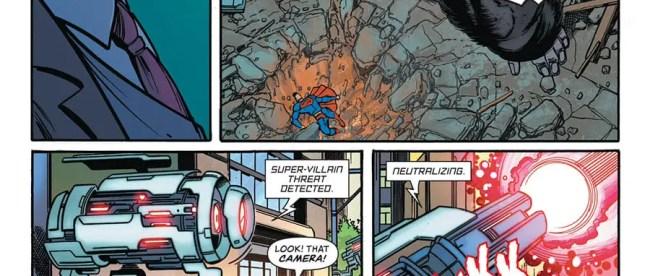 Superman: Man Of Tomorrow #5