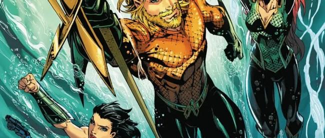 Aquaman: Deep Dives #7 Cover