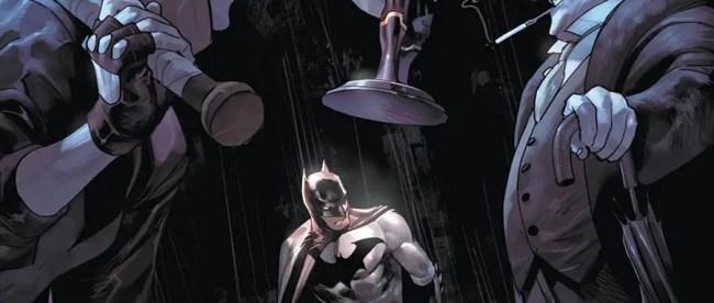 Batman #92 Cover