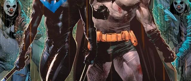 Batman #99 Cover