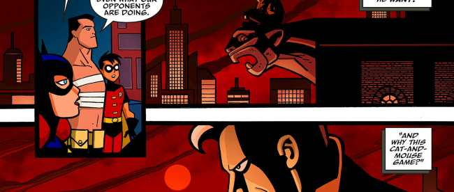 Batman: The Adventures Continue #6