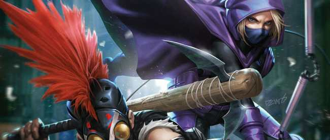 Batman The Joker War Zone #1 Cover