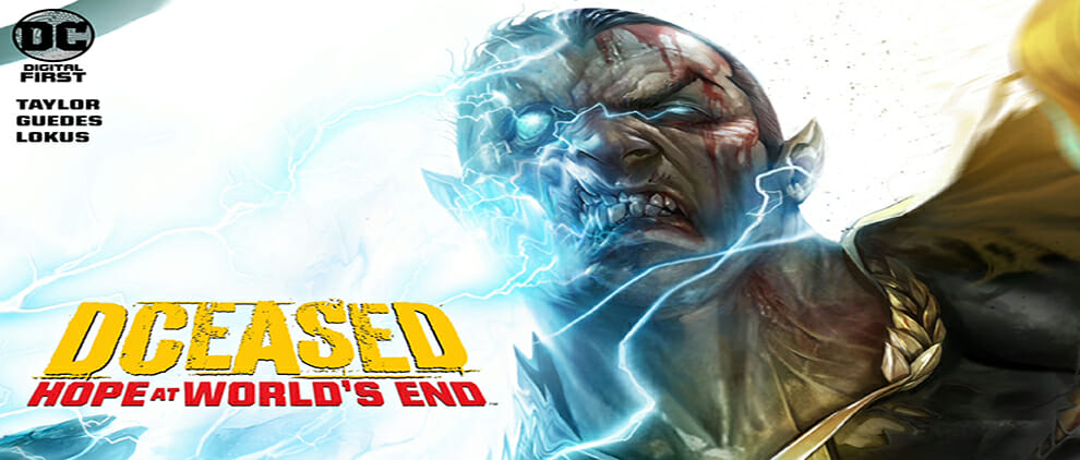 DCeased: Hope At World's End #2