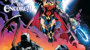 DC Comics Death Metal #1 Review
