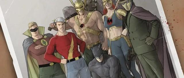 Hawkman #27 Cover