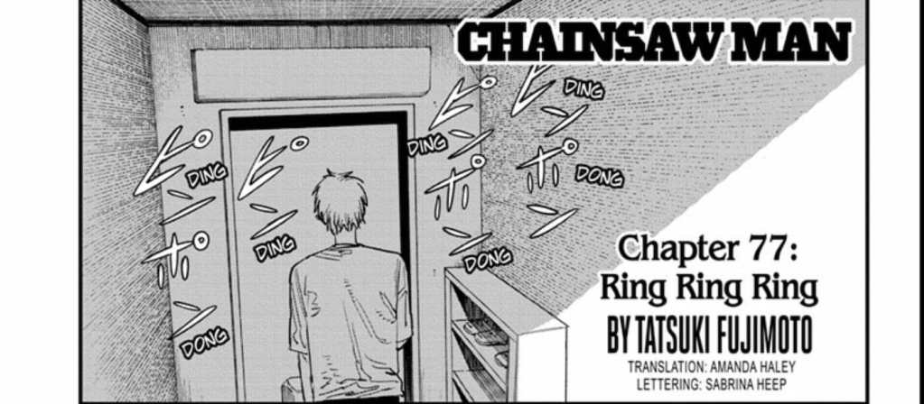 Chainsaw Man Chapter 77 Review