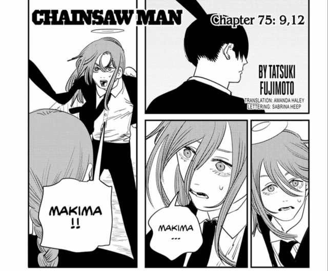 Chainsaw Man Chapter 75 Review