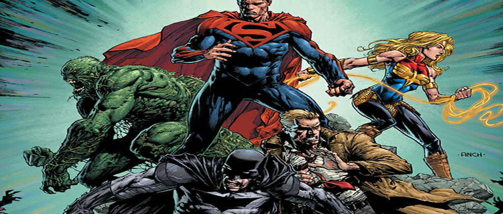 DCeased: Dead Planet #1 Review