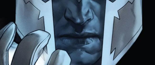 Giant-Size X-Men: Magneto #1 Cover