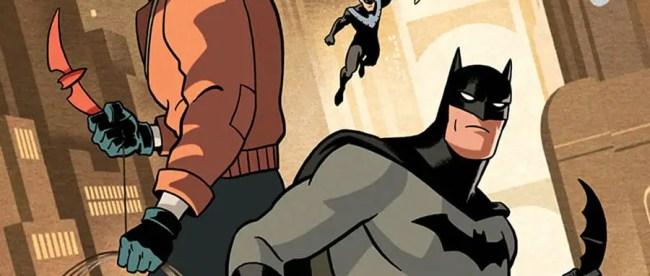 Batman: The Adventures Continue #9 Review