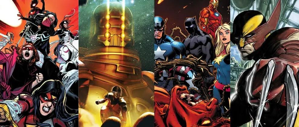 Marvel Comics November 2020 Solicitation Analysis