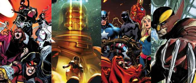 MARVEL NOVEMBER 2020 SOLICITATION ANALYSIS