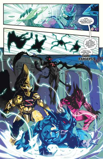 Mighty Morphin Power Rangers #51