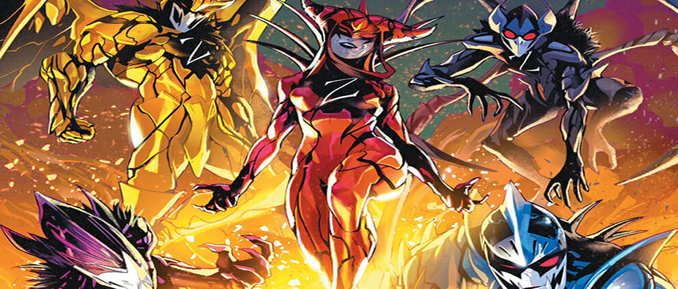Mighty Morphin Power Rangers #53 Review