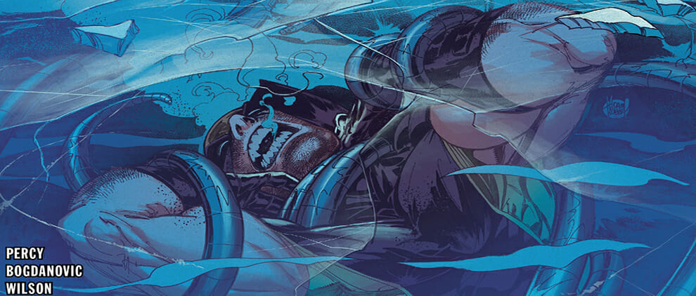 Wolverine #4 Review