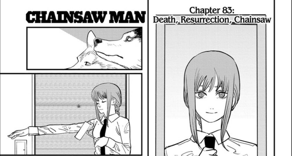 Shonen Jump Chainsaw Man Chapter 83 Manga Review