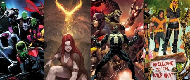 Marvel Comics December 2020 Solicitation Analysis
