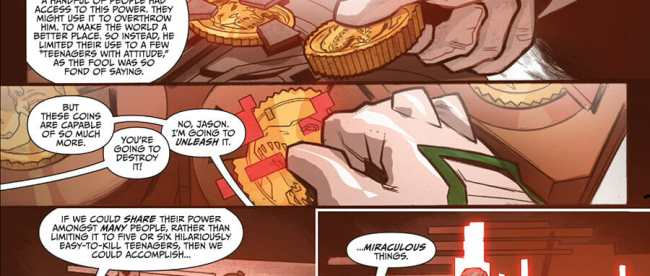 Power Rangers: Drakkon's New Dawn #2