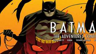 Batman The Adventures Continue Chapter 13